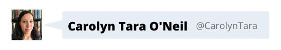 Carolyn Tara
